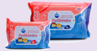 Baby safe wet wipes made in Italy plus baby health care products manufacturer for distributors, safe baby wet wipes manufacturing, production of cotton swabs / buds suppliers in Italy, production of ecological adult diapers manufacturer suppliers, made in Italy pet diapers wholesale market for vendors and worldwide distribution, women hygiene products supplier skin care cleanse products for face health care made in Italy