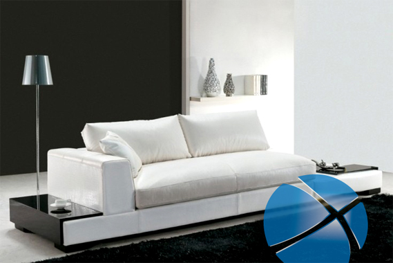 High quality home furniture, Made in China leather sofa, sofa beds ...