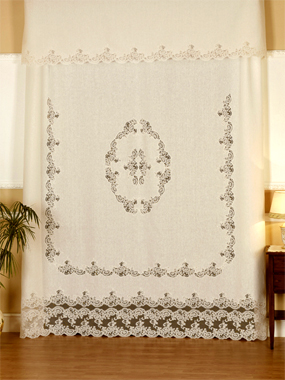 Ropa blanca fabricantes ropa blanca fabricantes - Cortinas hechas en casa ...