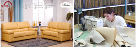 Italian leather furniture and leather home furnishing manufacturing co, Altriarredi offers VIP leather furniture and the best furnishing to support your leather business at MANUFACTURING PRICING ... BECOME OUR DISTRIBUTOR APPLY NOW