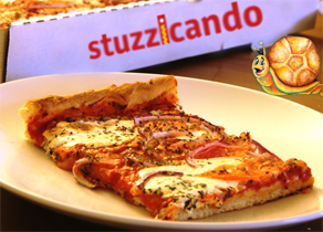 Pizza for your own pizzeria restaurant business, Stuzzicando offers machinery, technical support, original italian food recipes plus international logistic and customer services Made in Italy